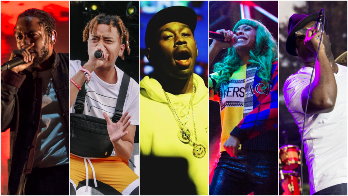 10 Rappers Who Deserve a 2019 Gangsta Grillz Mixtape