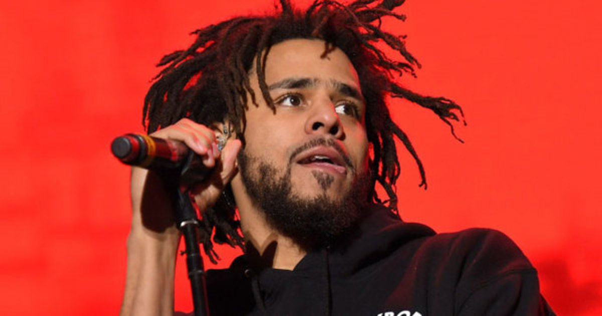 J Cole 2014 Hair Dreamville President R...
