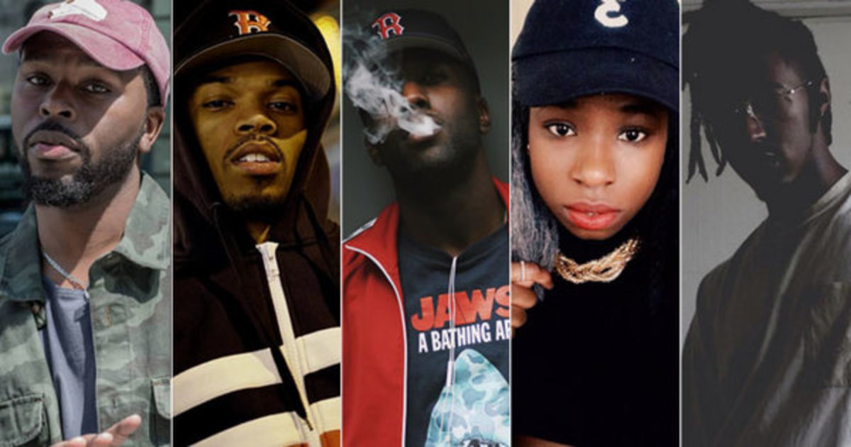 Meet 5 Talented Rap Artists From Boston - DJBooth
