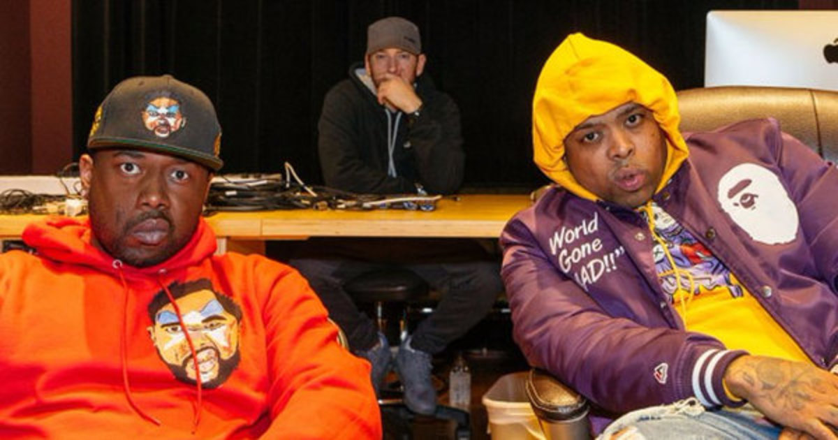 Westside Gunn, Conway, Eminem, Shady Records