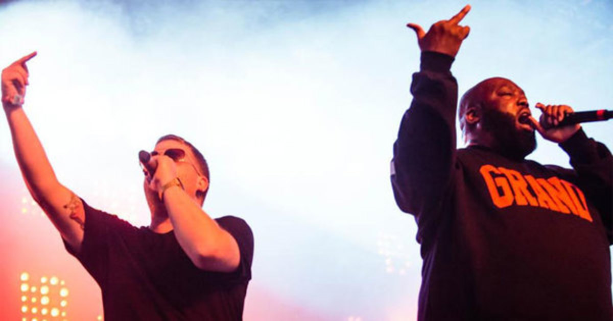 """El-P's Advice to Any Artist: """"Stop Giving A F*ck ASAP"""