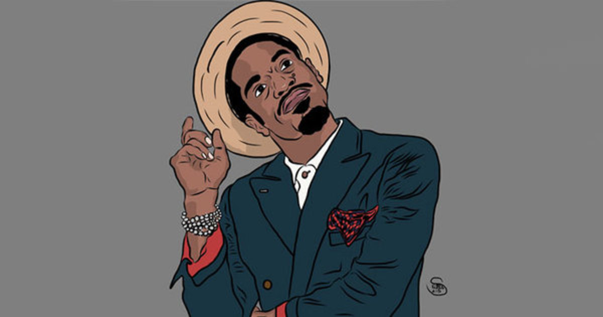 Every André 3000 Guest Verse, Ranked - DJBooth