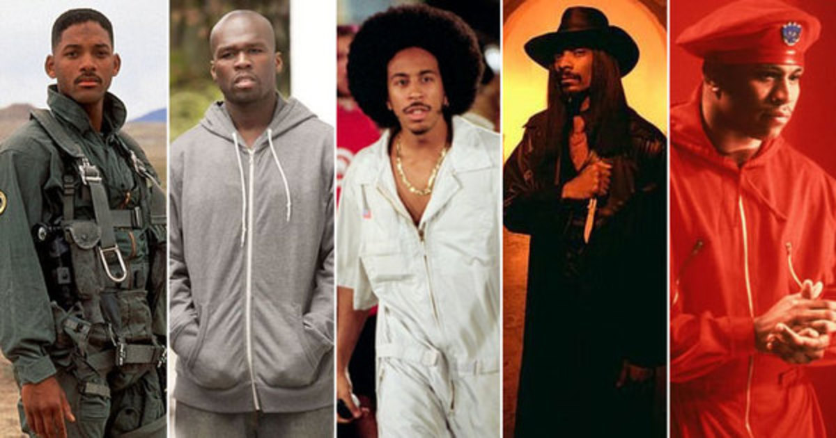 10 Most Ridiculous Rapper Movie Roles of All-Time: An