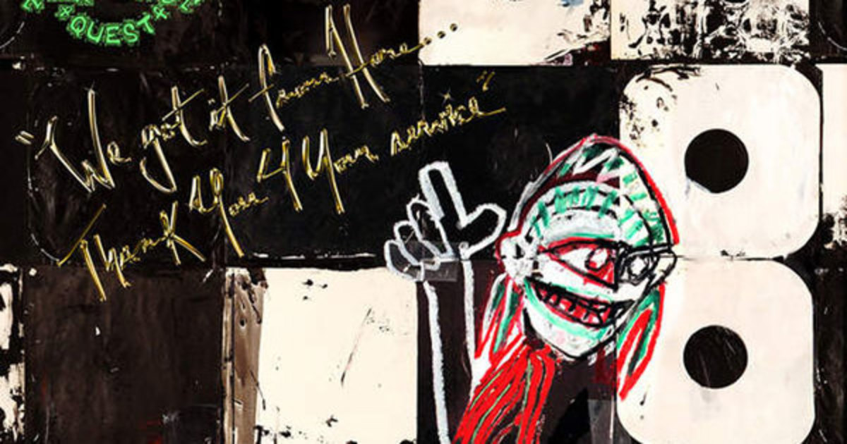 "Lyric a tribe called quest can i kick it lyrics : Tribe's ""We The People…."" is a Jarring Indictment of Present-Day ..."