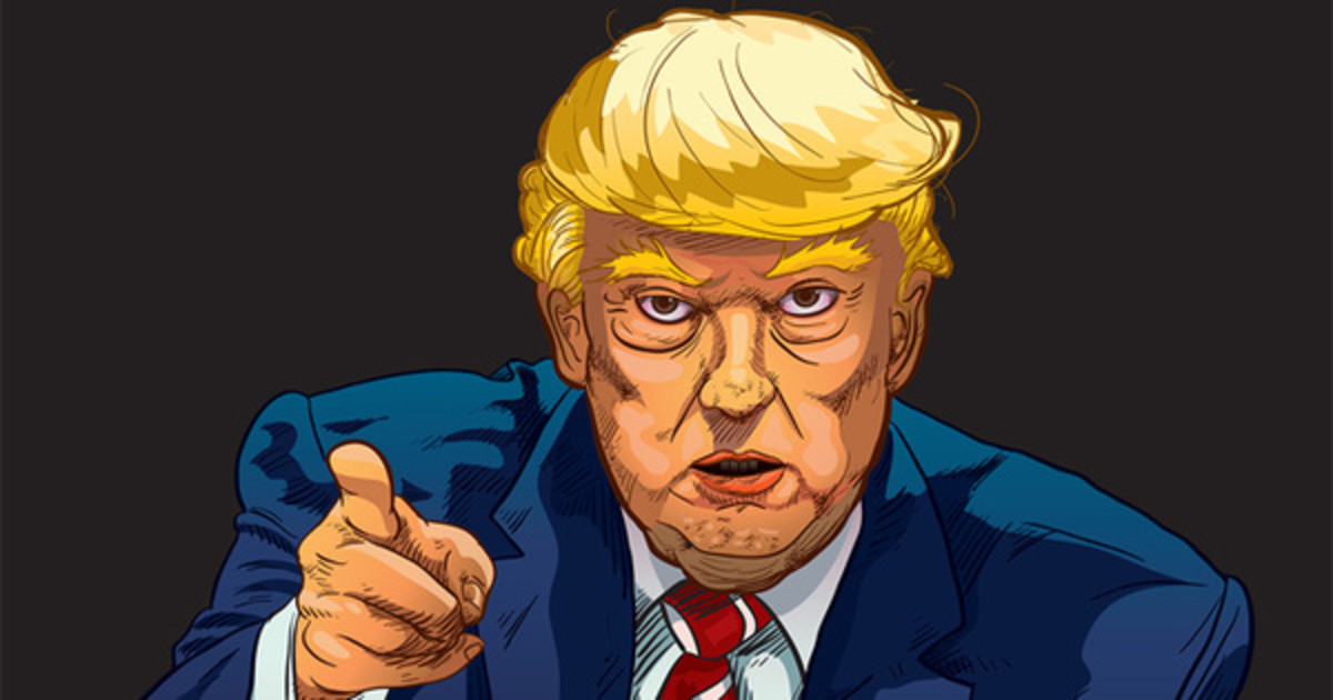 From a Symbol of Wealth to a Symbol of Disgust: Donald Trump In ...