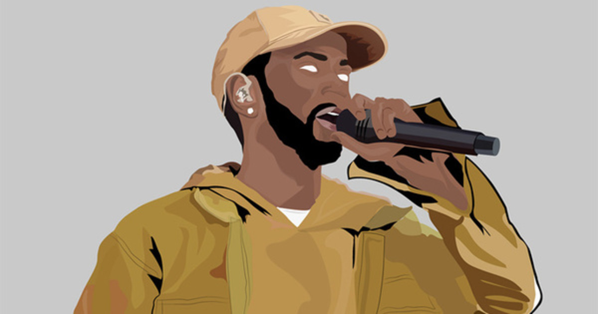 Big Sean artwork, 2018