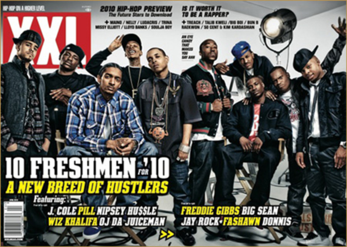 grading xxl 39 s top 10 freshman list djbooth. Black Bedroom Furniture Sets. Home Design Ideas