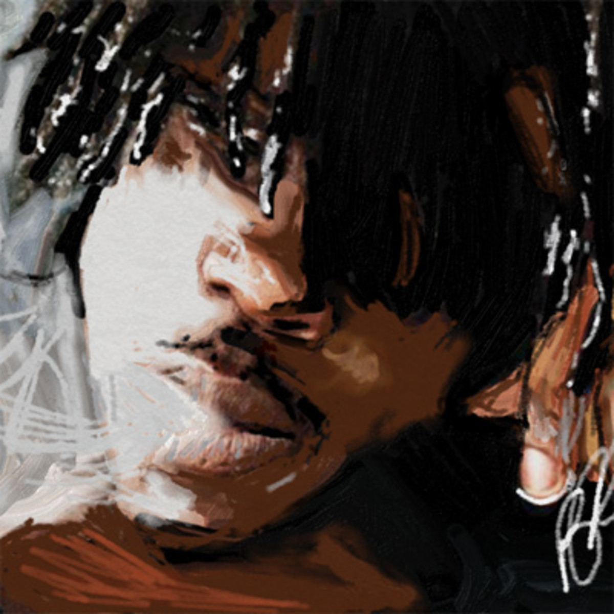 Chief Keef Drawing