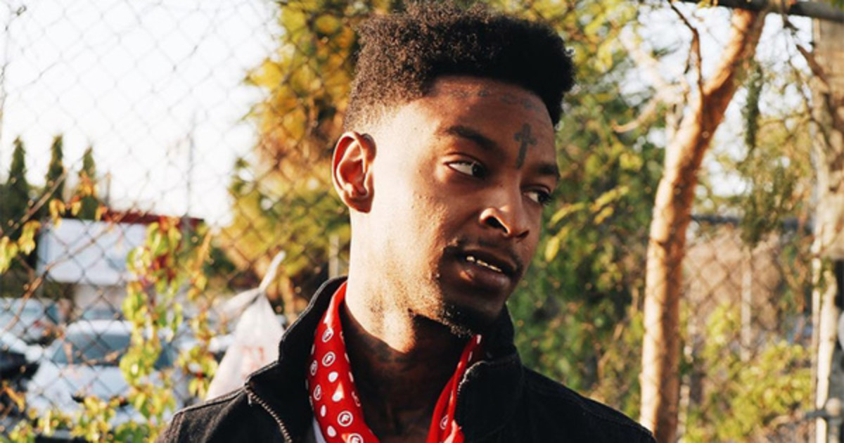 21 savage is hip hop s realest rapper his reality is terrifying