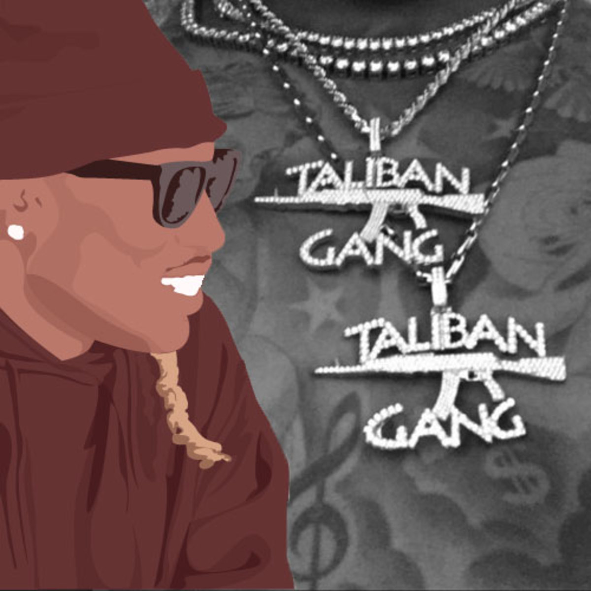 Why is Future Repping Taliban Gang & Who Are They? - DJBooth