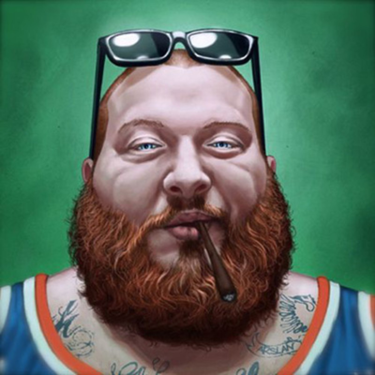 """Action Bronson Blasts """"Morons"""" Who Don't Get His """"Mr ...  