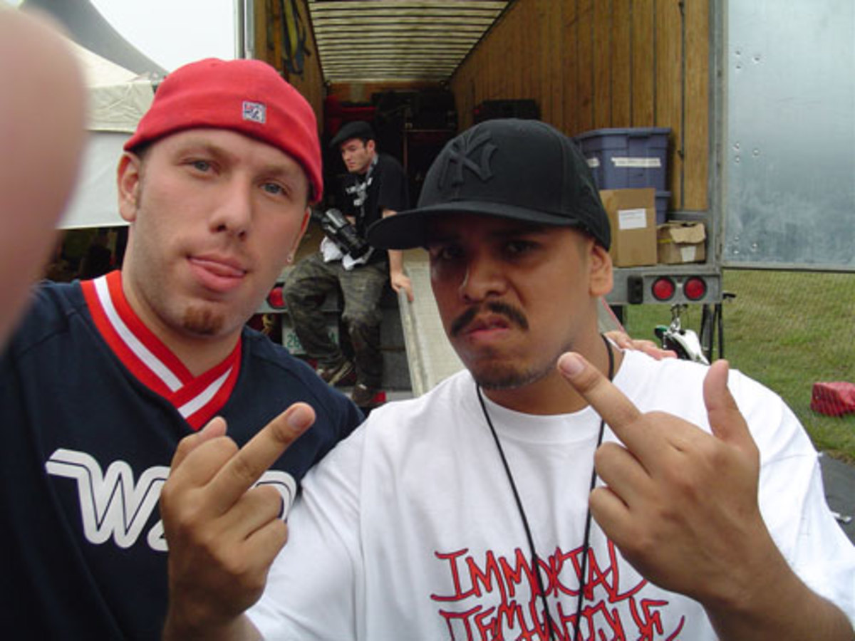 With Immortal Technique (2005)
