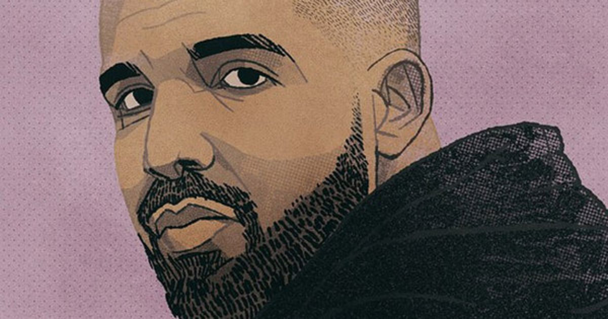 Drake, illustration