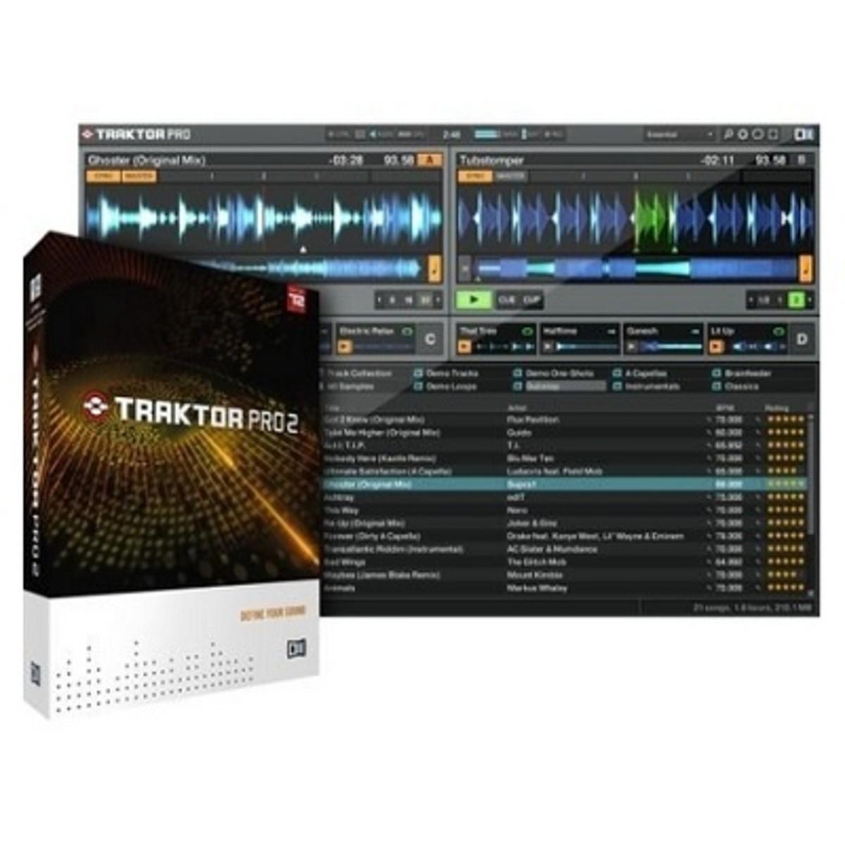 Native Instruments Traktor Pro 2 DJ Software Review - DJBooth