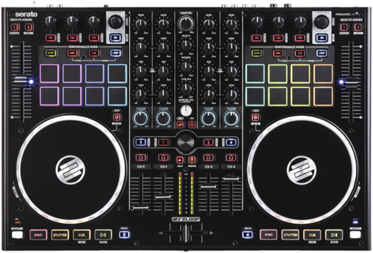 Reloop Terminal Mix 8 Serato DJ Controller Review - DJBooth