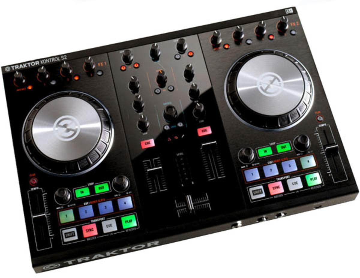 Traktor Kontrol S2 MK2 Digital DJ Controller Review - DJBooth