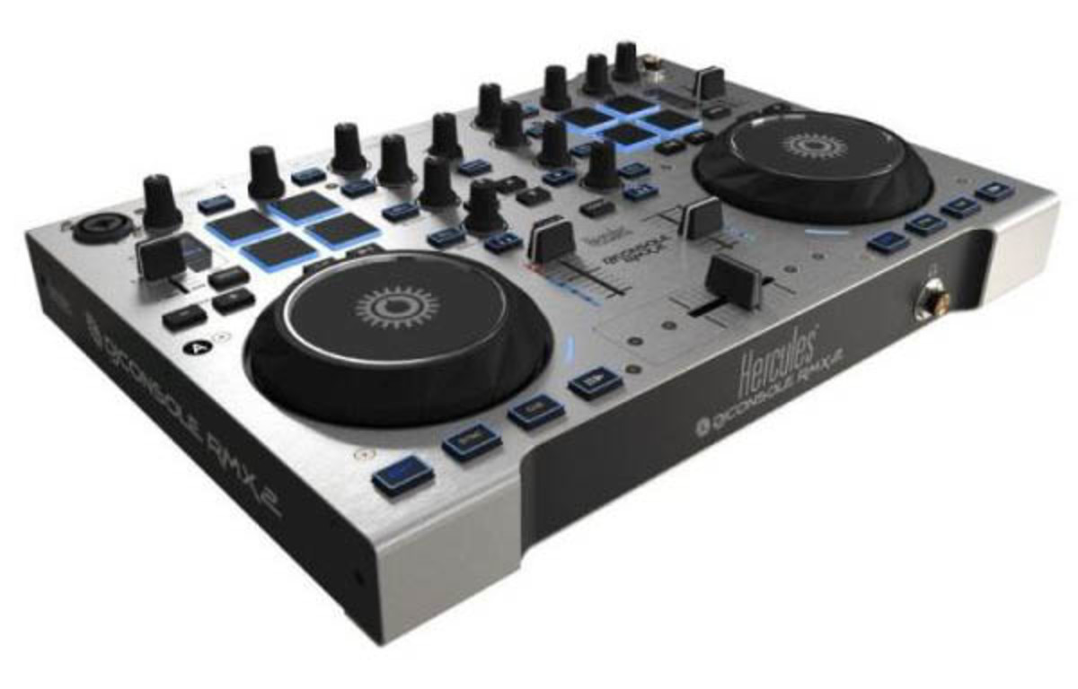 VIRTUAL DJ HERCULES RMX DRIVER FREE
