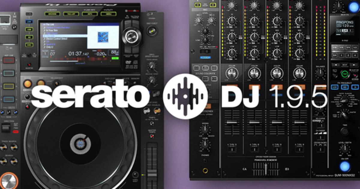 Serato DJ 1 9 5 Pioneer Nexus 2 Tutorial [Video] - DJBooth