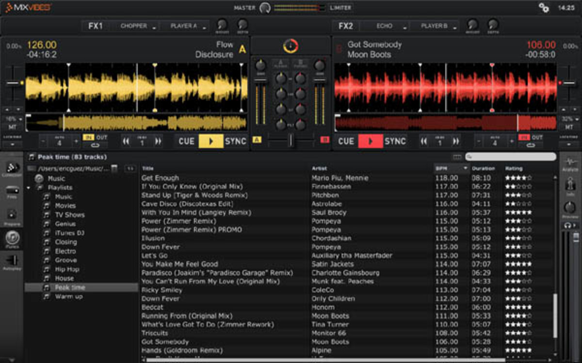 Cross DJ Free 2 3 Update Released - DJBooth