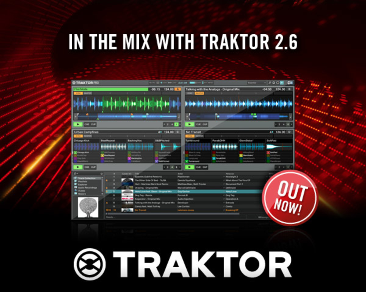 Urgent Traktor Pro 2 6 7 Update Now Available - DJBooth