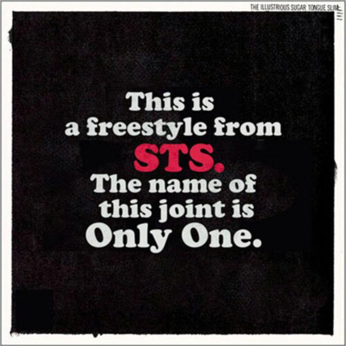 sts-onlyone.jpg
