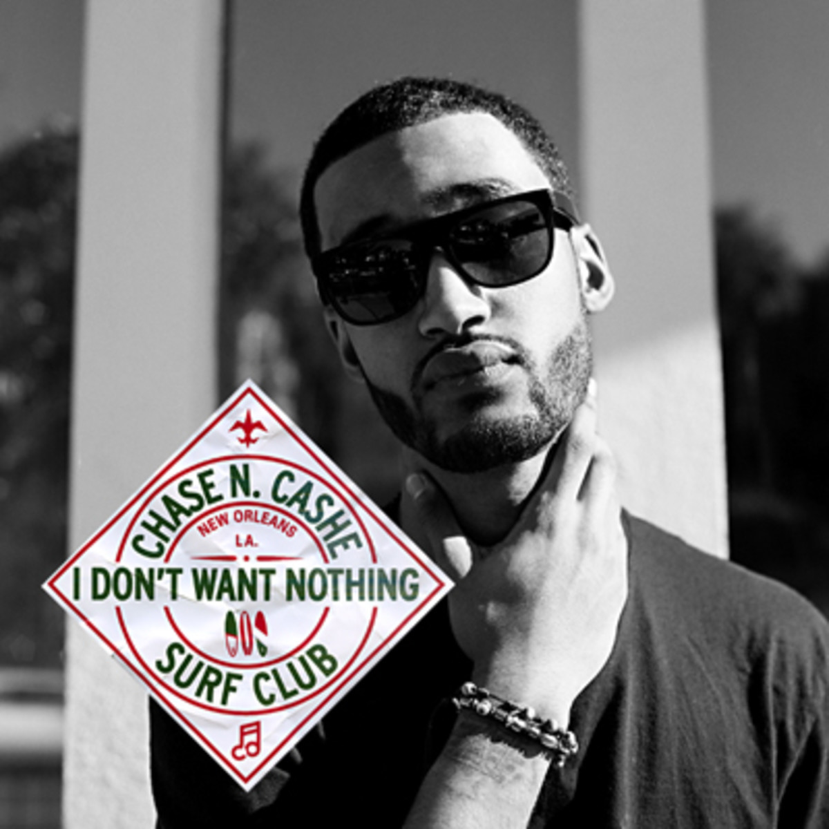 68f43fe95818 Chase N. Cashe (of Surf Club) - I Don t Want Nothing - DJBooth