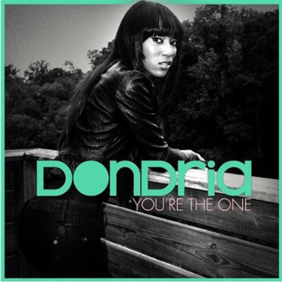 dondria-youretheone.jpg