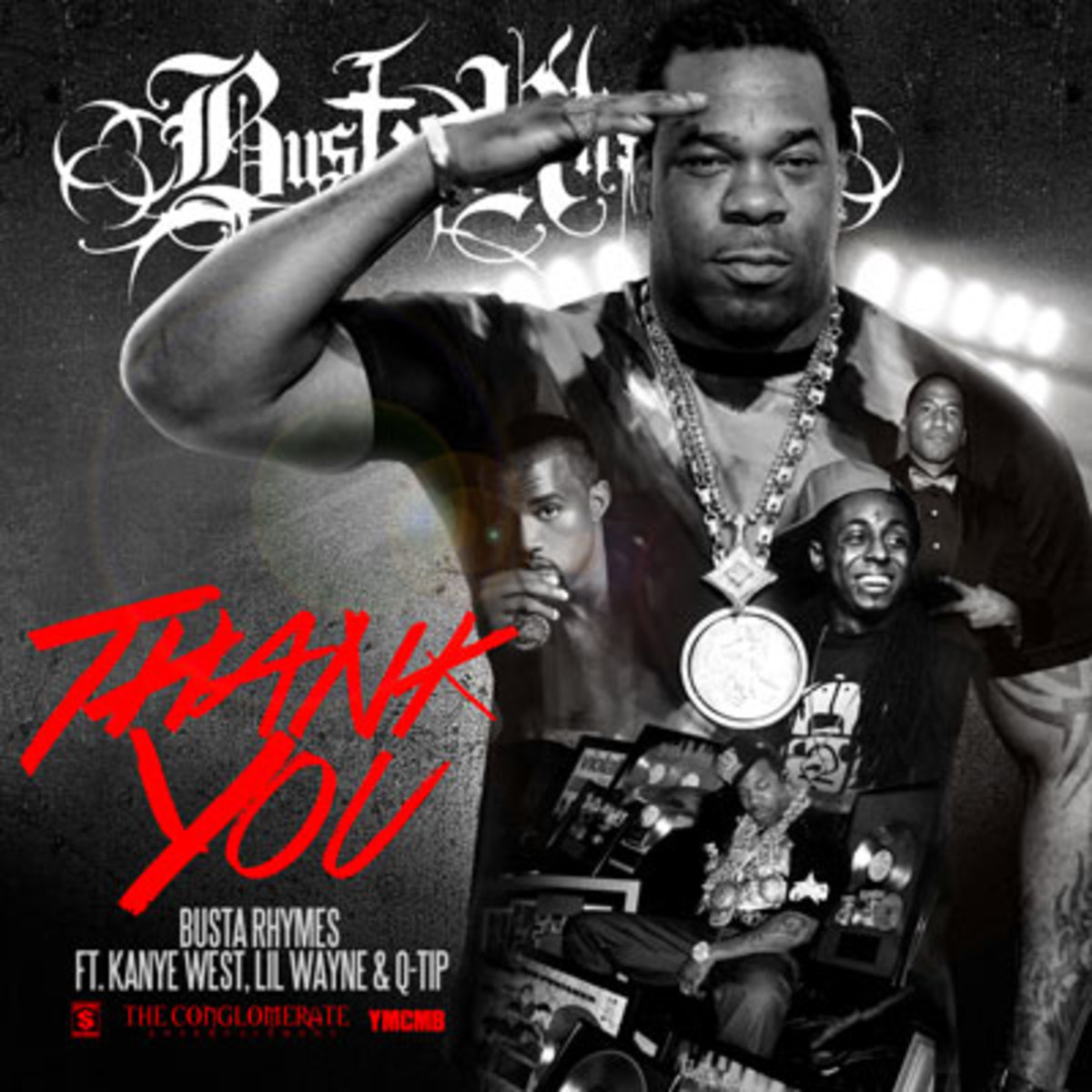 Tidal: watch thank you feat. Q-tip, kanye west & lil wayne on tidal.