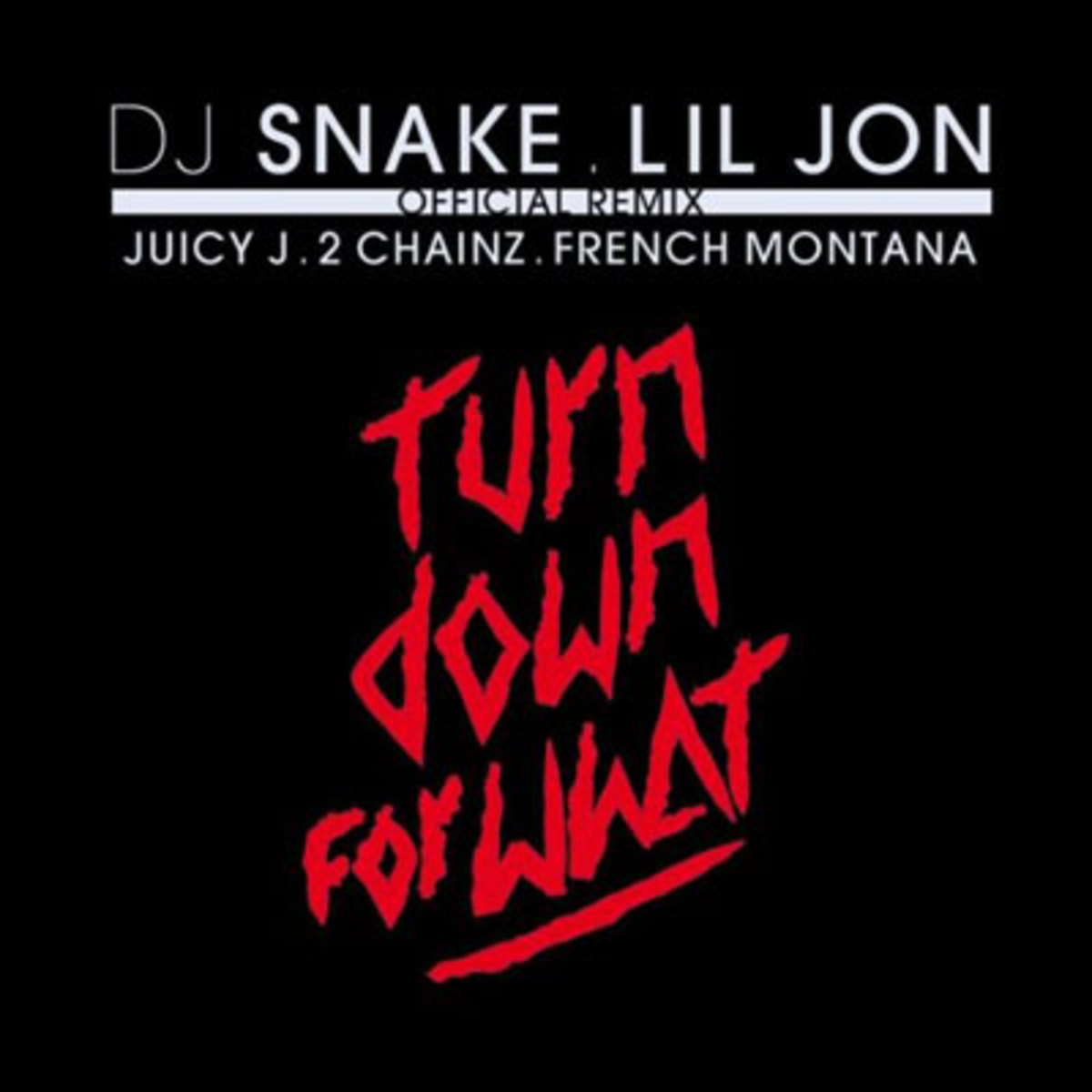 Dj snake & lil jon turn down for what [music video].