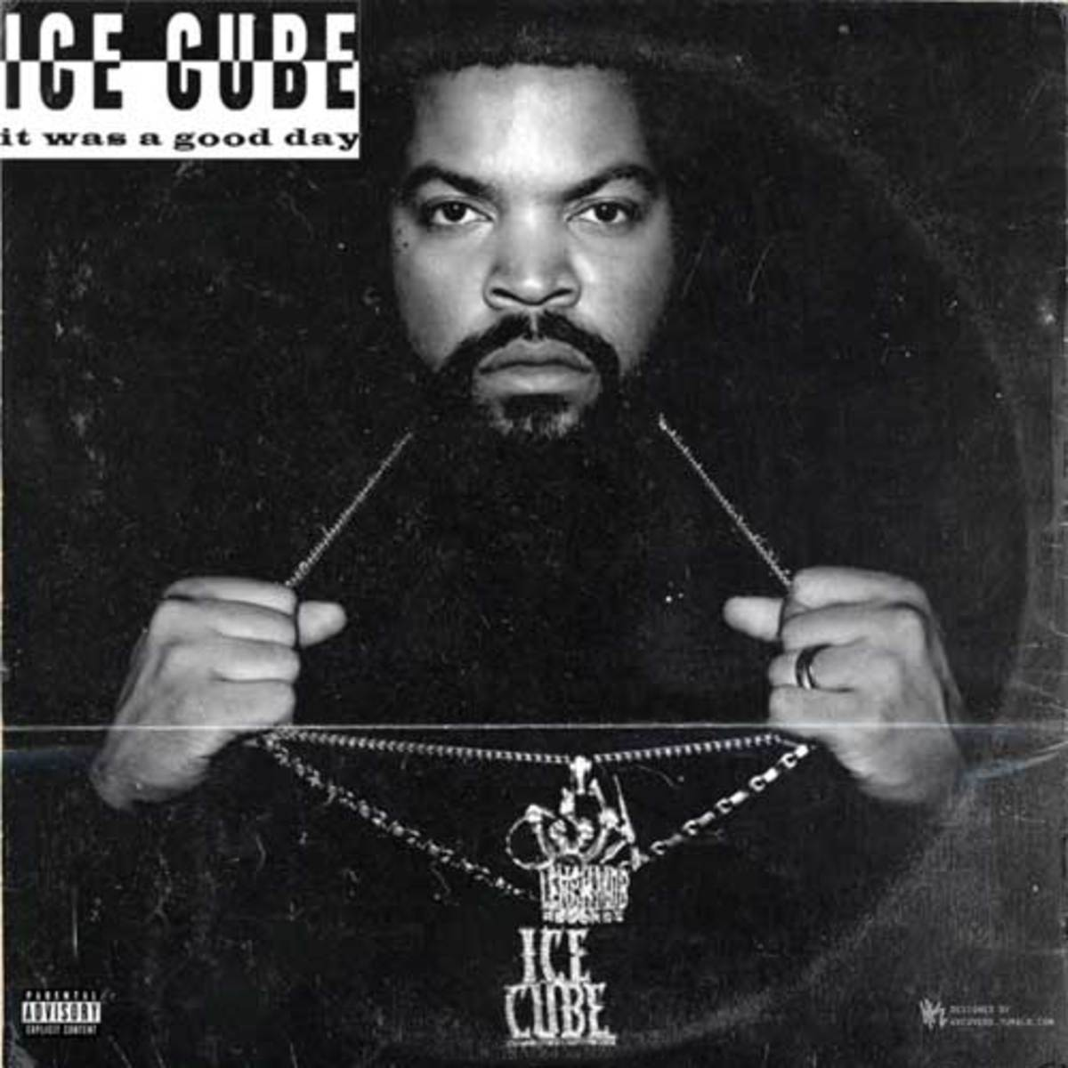Ice Cube Cover Photo Complete ice cube - it was a good day - djbooth