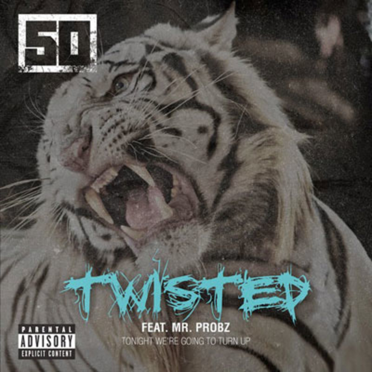 50 Cent ft  Mr  Probz - Twisted - DJBooth