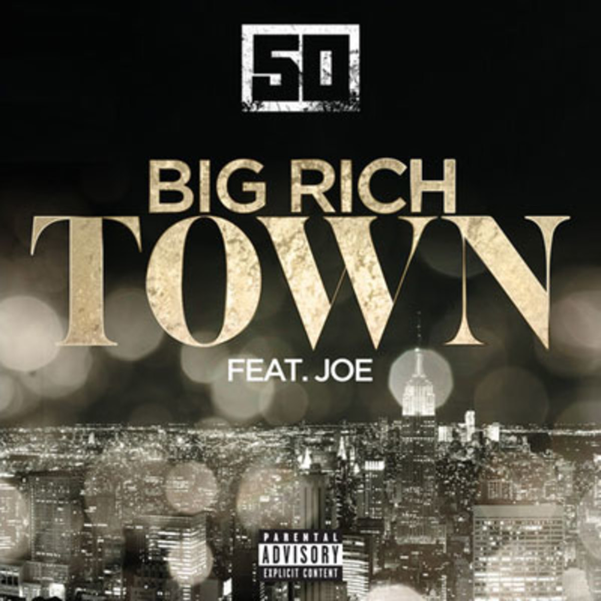 50 Cent ft  Joe - Big Rich Town - DJBooth