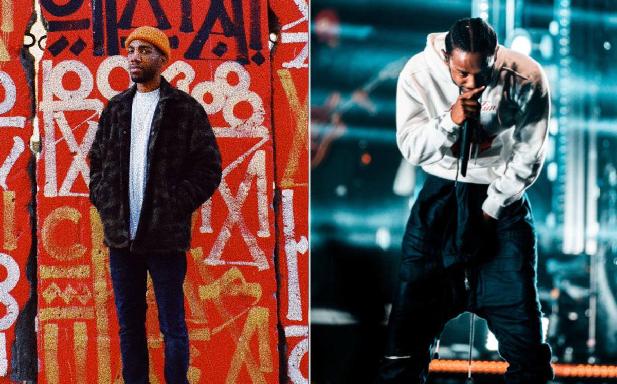 Kurtis McKenzie, Kendrick Lamar, 2018