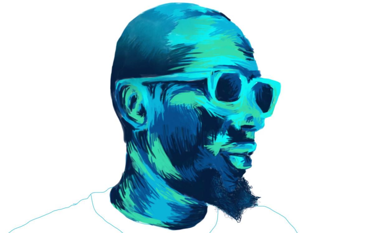 Mos Def, illustration, art