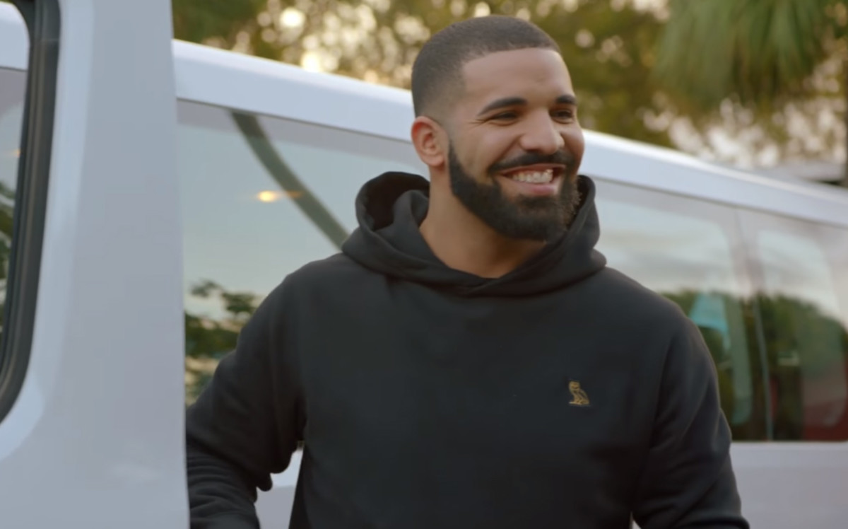 Drake reportedly in talks with adidas