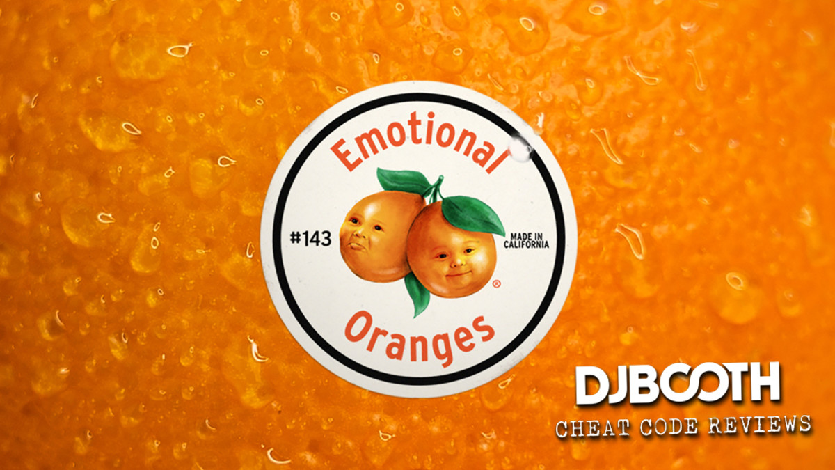 Emotional Oranges 'The Juice Vol. 1' album review, 2019