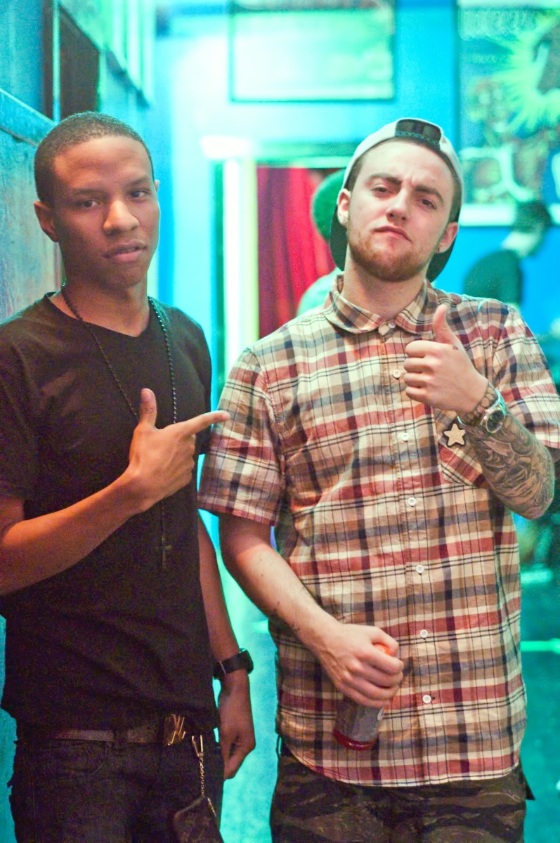 Sap with Mac Miller, Year of Mac, 2019