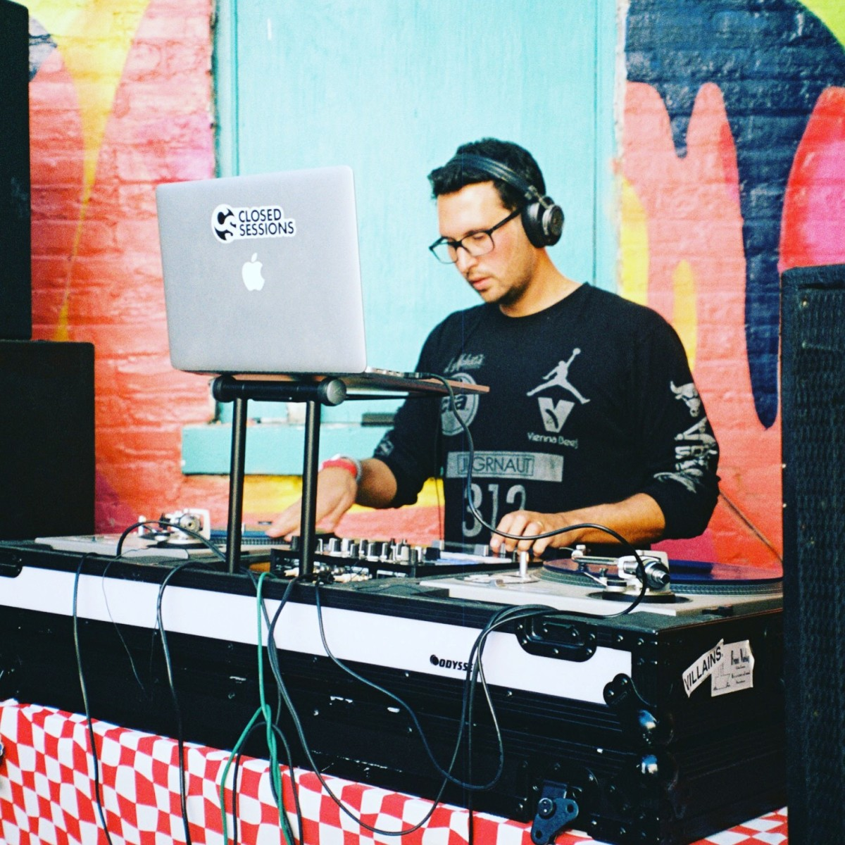 DJ RTC, Chicago, Closed Sessions