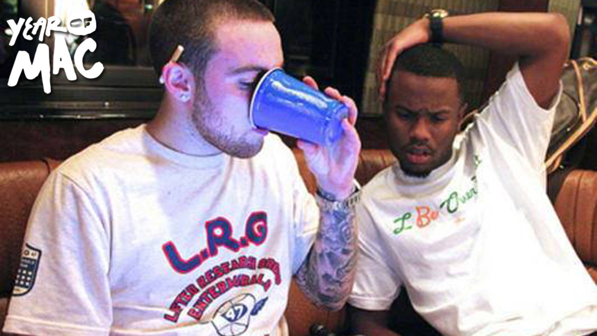 Casey Veggies Remembers Mac Miller, Year Of Mac