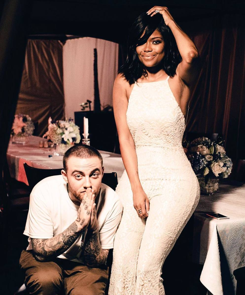 Mac Miller with Karen Civil, Year Of Mac, 2019