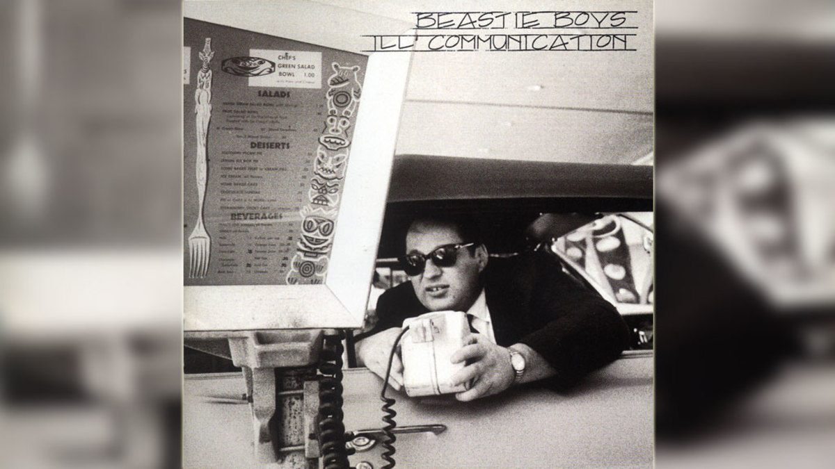 Beastie Boys, Ill Communication, artwork