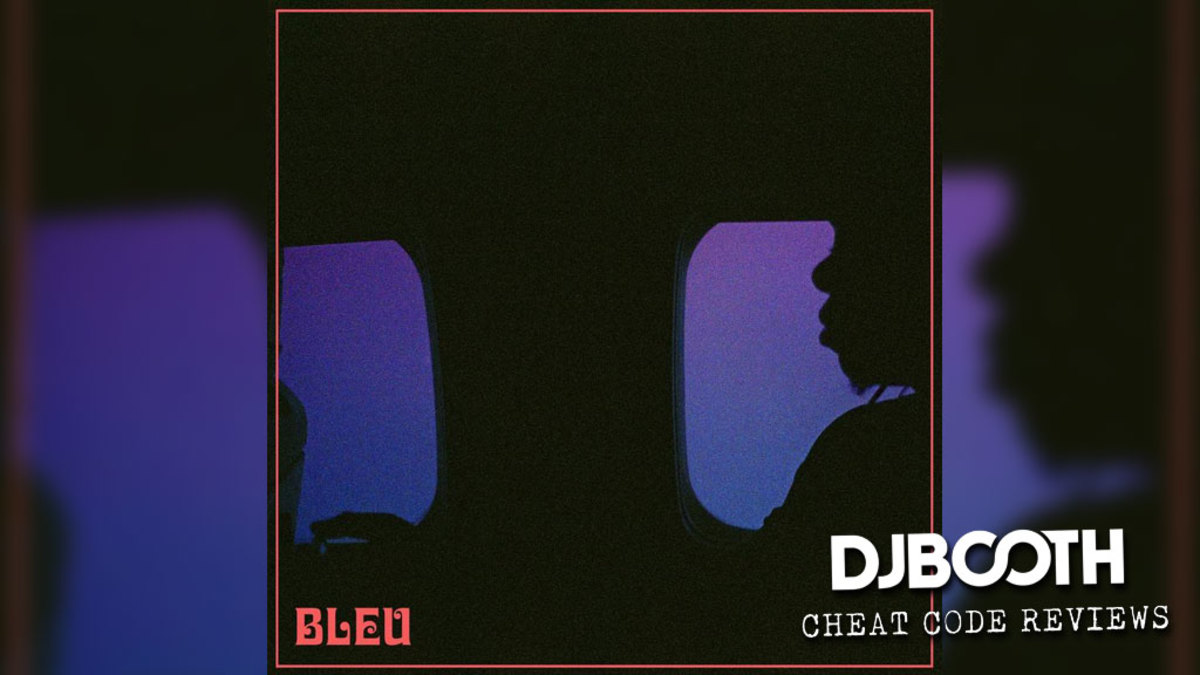 Dave B 'BLEU' Cheat Code Album Review
