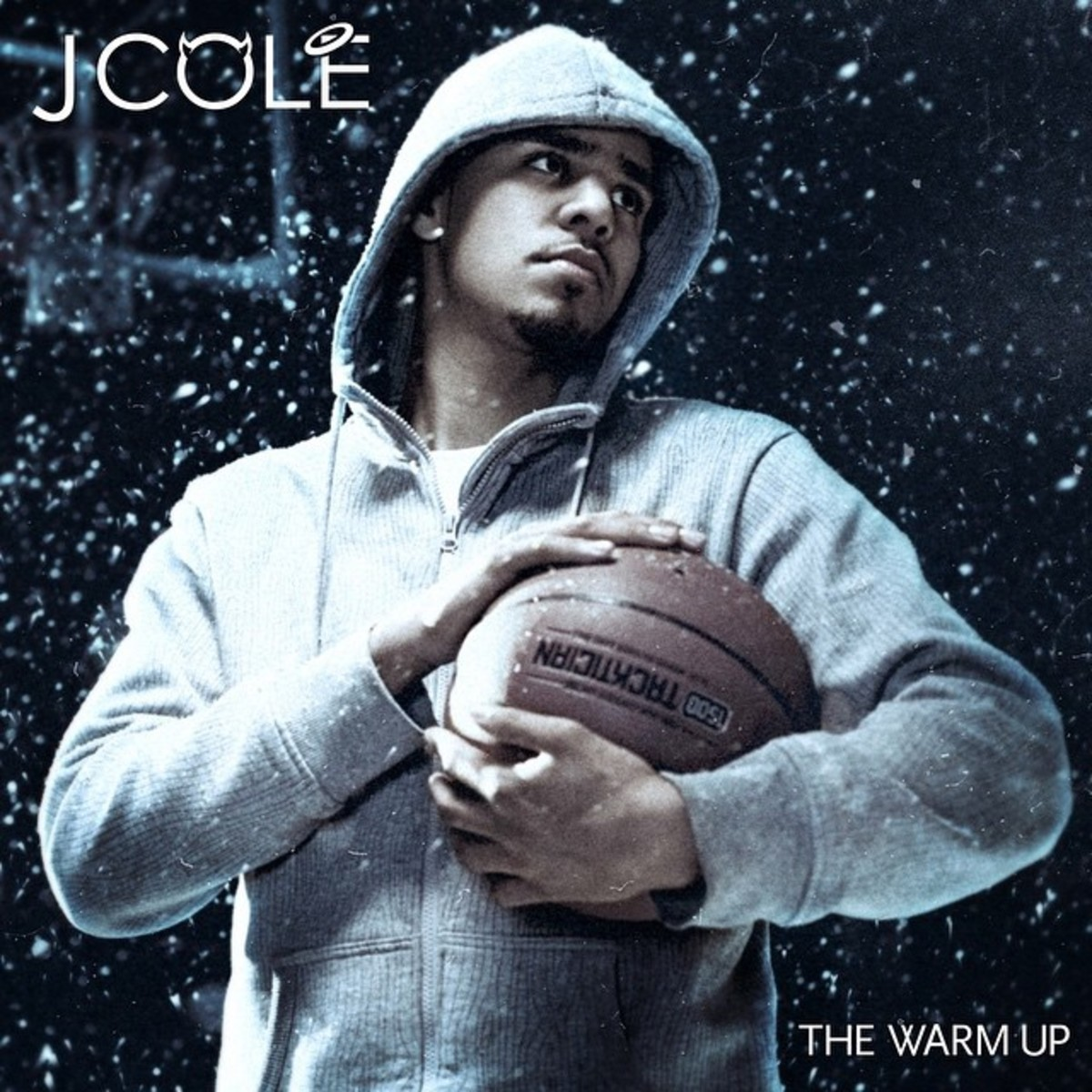 J. Cole The Warm Up mixtape cover art