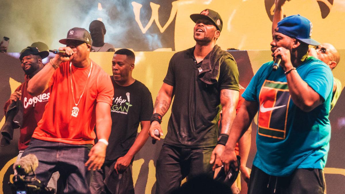 Wu-Tang Clan, A3C 2018