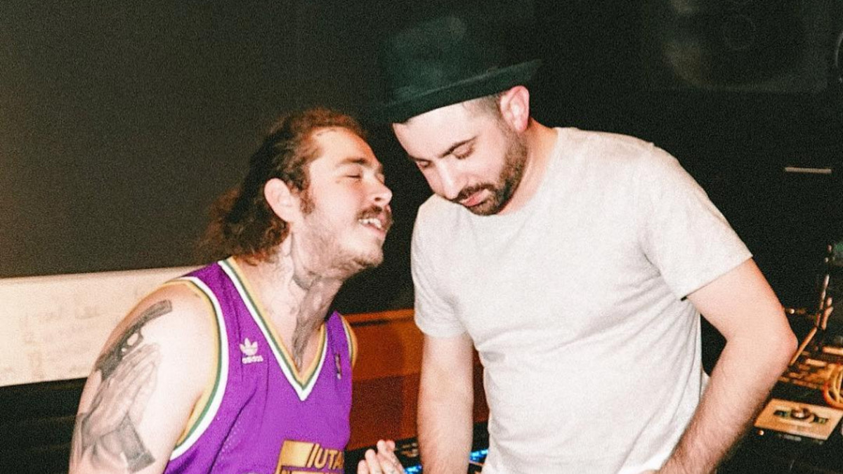 Post Malone, Louis Bell, 2017