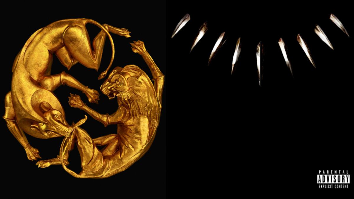 Black Panther' & 'The Lion King' Soundtracks