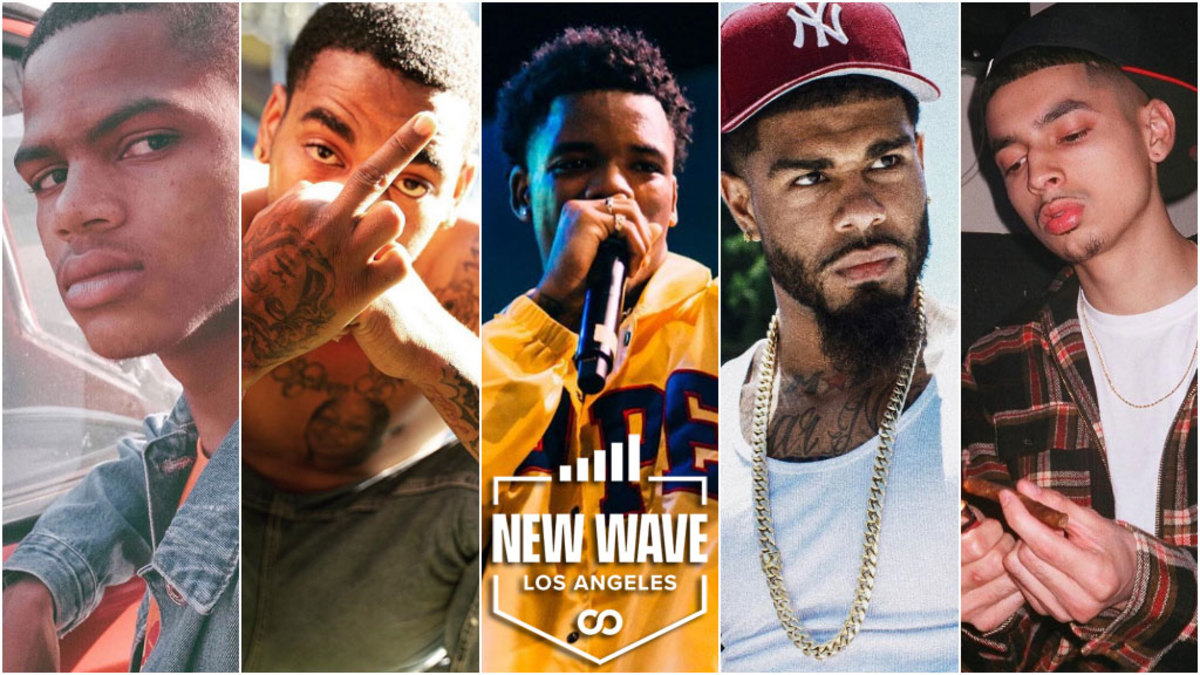 Los Angeles Hip-Hop Artists: The New Wave – July 2019 - DJBooth