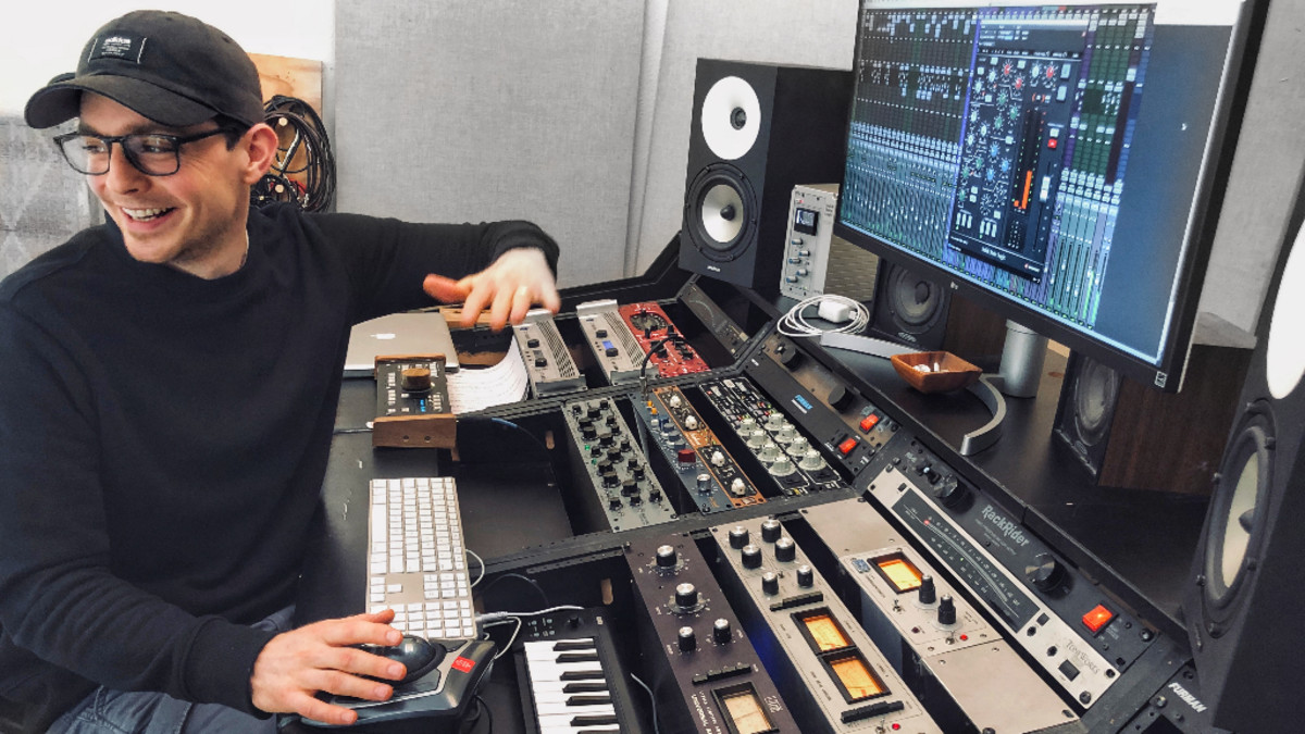 African Giant': An Interview with Burna Boy's Engineer - DJBooth