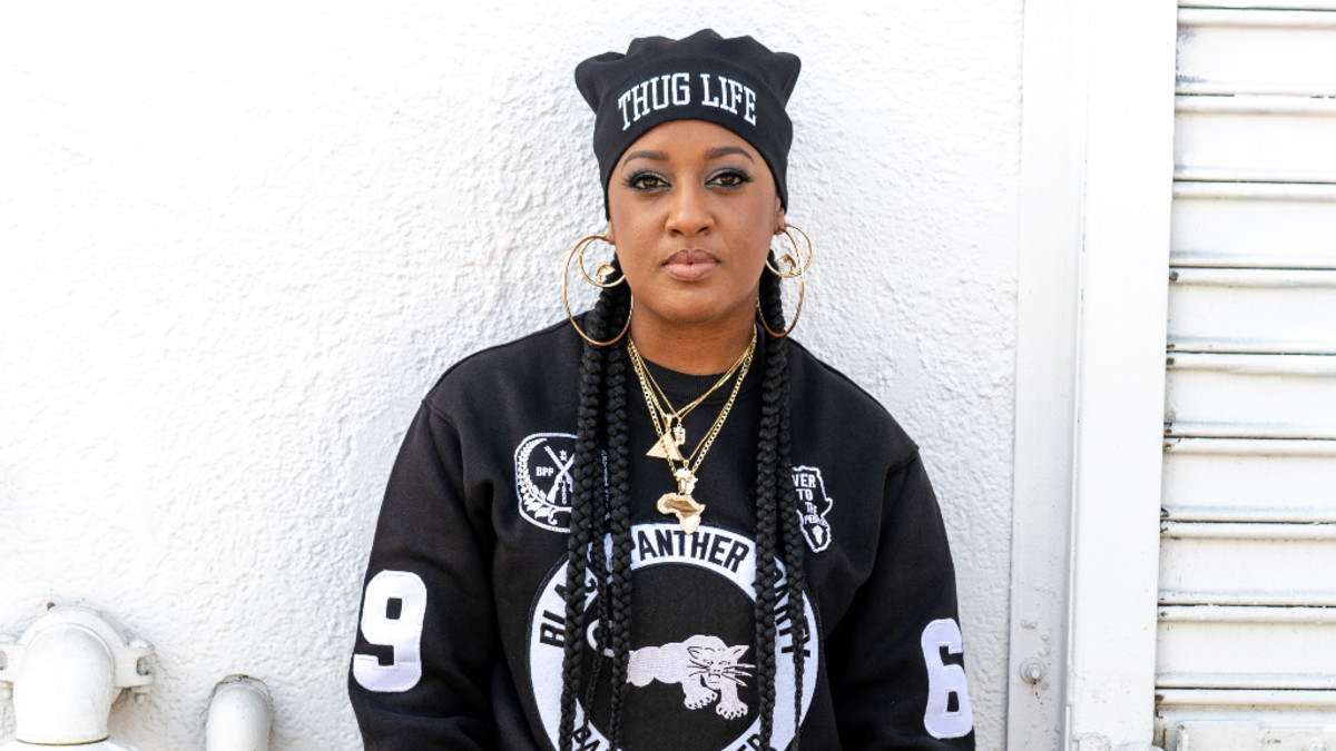 Rapsody is Happy, She Doesn't Need Your Validation: Interview