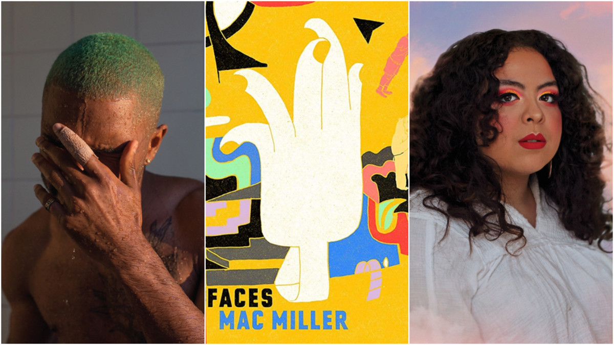 The Art of Haunting Music: Frank Ocean, Mac Miller & KAINA